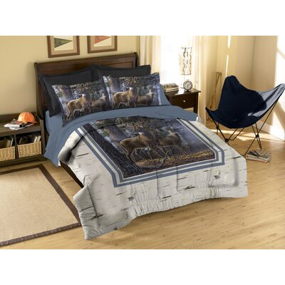 Cold Snap Comforter Set Size: Full/Queen