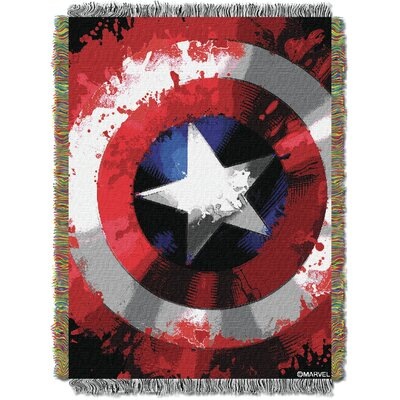 Marvel Comics - Star Shield Tapestry Throw