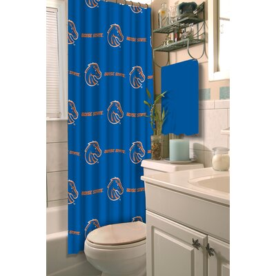 Collegiate Boise State Shower Curtain