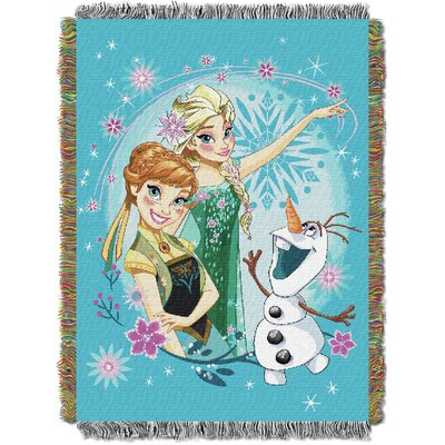 Frozen - Frozen Fever Tapestry Throw