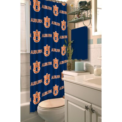Collegiate Auburn Shower Curtain