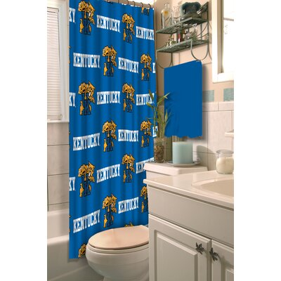 NCAA Shower Curtain NCAA Team: University of Kentucky