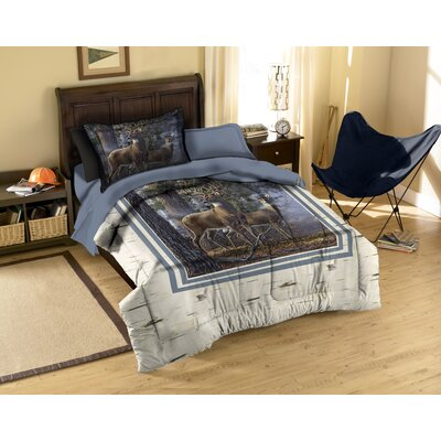 Cold Snap Comforter Set Size: Twin