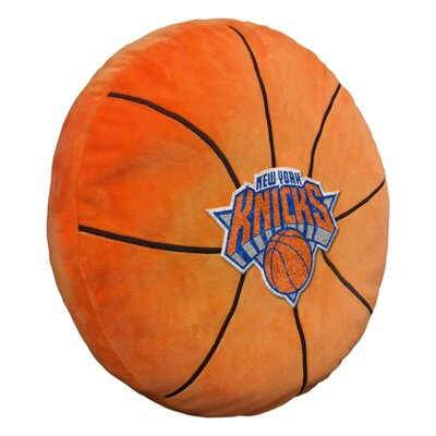 NBA Throw Pillow NBA Team: Knicks