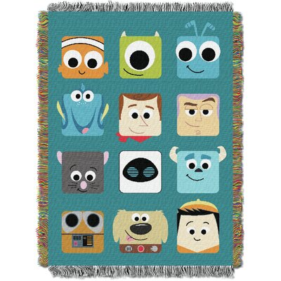 Disney Pixar - Pixarland Tapestry Throw