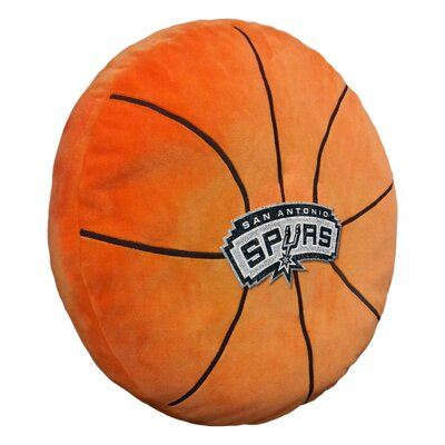 NBA Throw Pillow NBA Team: Spurs