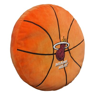 NBA Throw Pillow NBA Team: Heat