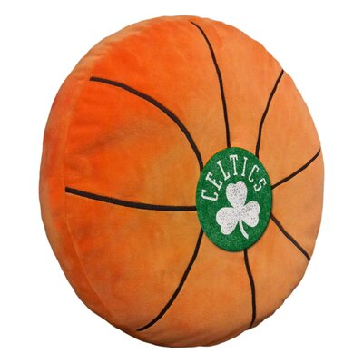 NBA Celtics Throw Pillow