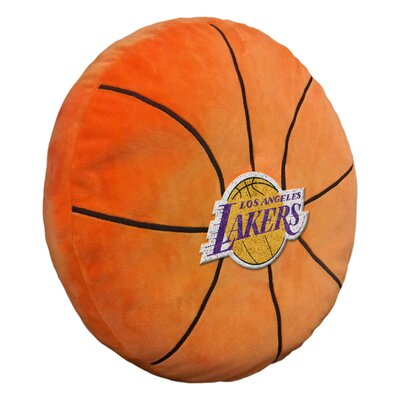 NBA Throw Pillow NBA Team: Lakers