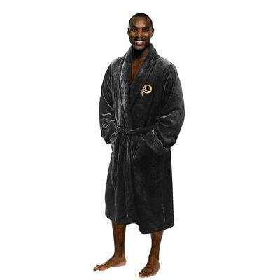 NFL Redskins Mens Bathrobe Size: Large/Extra Large