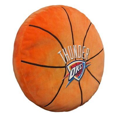 NBA Throw Pillow NBA Team: Thunder
