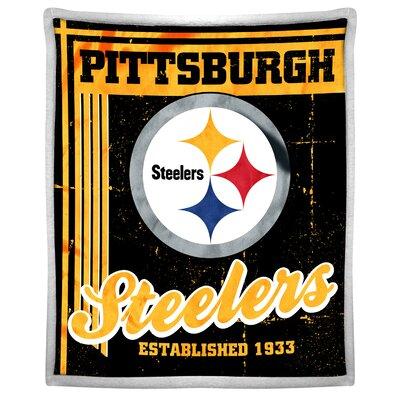 NFL Steelers Old School Throw