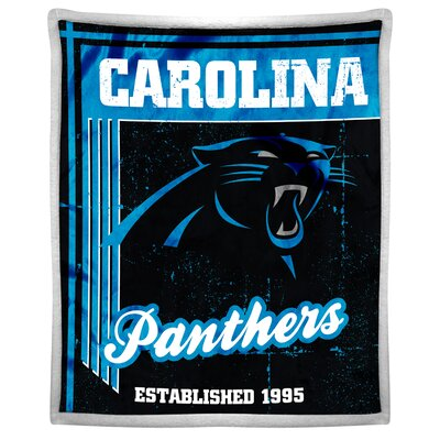 NFL Panthers Old School Throw