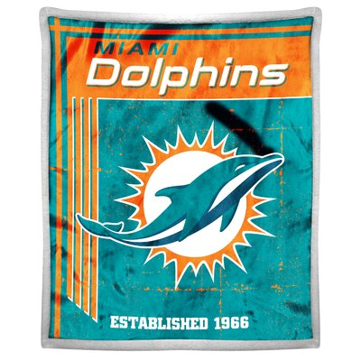 NFL Dolphins Old School Throw