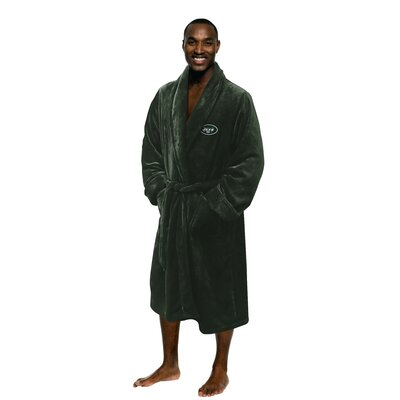NFL Bathrobe Size: Large/Extra Large, NFL Team: Jets