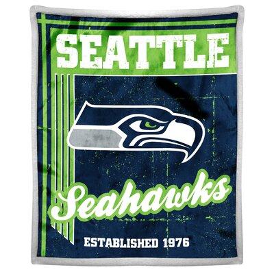 NFL Seahawks Old School Throw