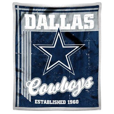 NFL Cowboys Old School Throw