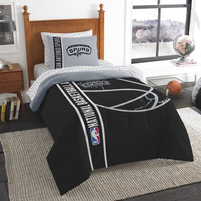NBA Spurs Comforter Set Size: Twin
