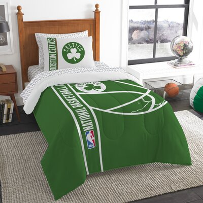 NBA Celtics Comforter Set Size: Twin