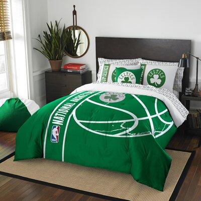 NBA Celtics Comforter Set Size: Full