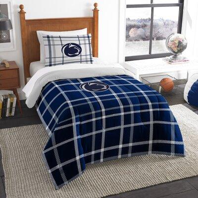 Collegiate Penn State Comforter Set Size: Twin