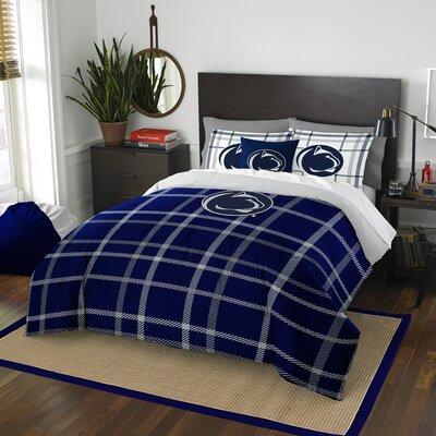Collegiate Penn State Comforter Set Size: Full