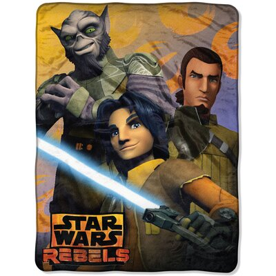 Star Wars Rebels Rebel Trio Throw
