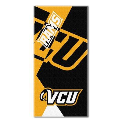 Collegiate Virginia Commonwealth University Puzzle Beach Towel