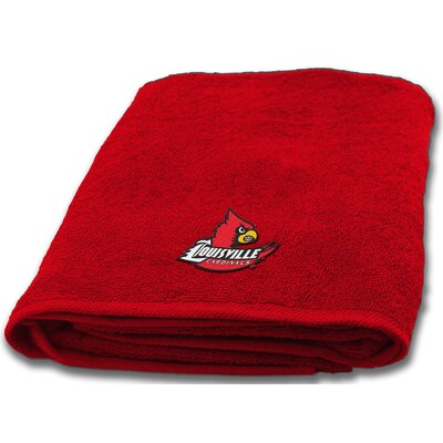 Collegiate Louisville Bath Towel