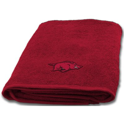 NCAA Bath Towel NCAA Team: University of Arkansas