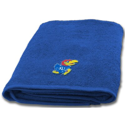 Collegiate Kansas Bath Towel