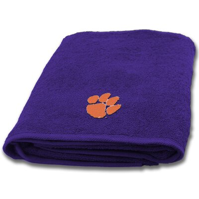 Collegiate Clemson Bath Towel