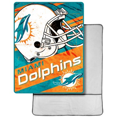 NFL Dolphins Throw