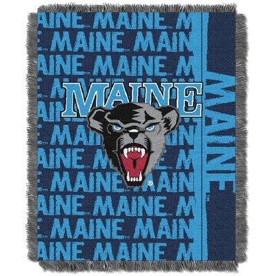 Collegiate Maine Throw