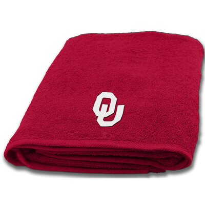 NCAA Bath Towel NCAA Team: University of Oklahoma