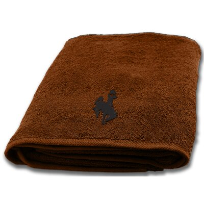 NCAA Bath Towel NCAA Team: University of Wyoming