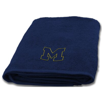 NCAA Bath Towel NCAA Team: University of Michigan