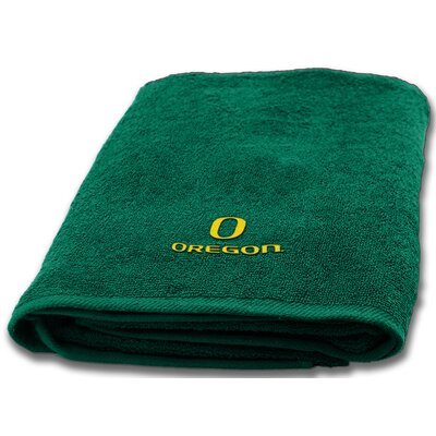 Collegiate Oregon Bath Towel