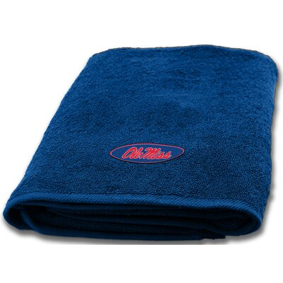 NCAA Bath Towel NCAA Team: University of Mississippi