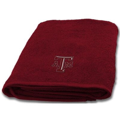 Collegiate Texas A&M Bath Towel
