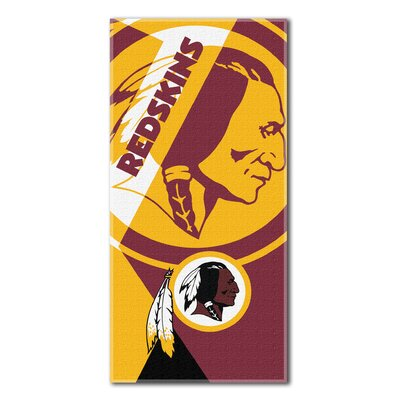 NFL Puzzle Beach Towel NFL Team: Redskins