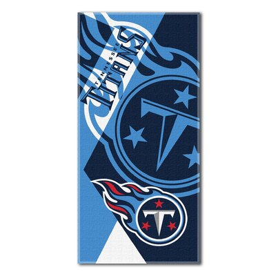 NFL Puzzle Beach Towel NFL Team: Titans