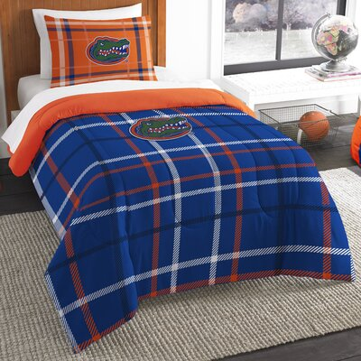 Collegiate Florida Comforter Set Size: Twin