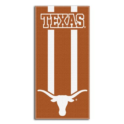 NCAA Zone Read Beach Towel NCAA Team: University of Texas