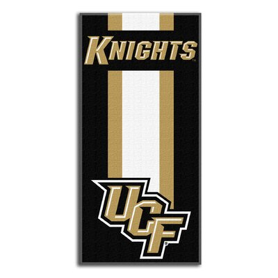 NCAA Zone Read Beach Towel NCAA Team: University of Central Florida