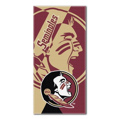 Collegiate Florida State Puzzle Beach Towel