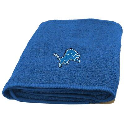 NFL Lions Bath Towel