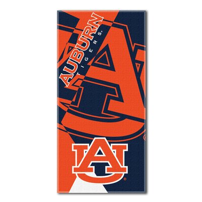 NCAA Puzzle Beach Towel