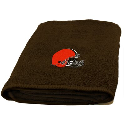 NFL Browns Bath Towel