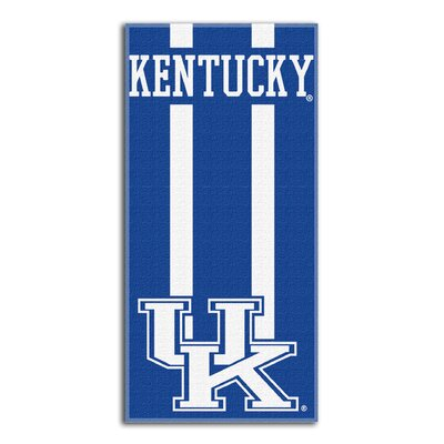 NCAA Zone Read Beach Towel NCAA Team: University of Kentucky